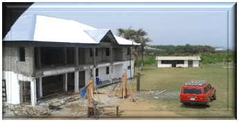 Materials Needs for Guest House in Liberia