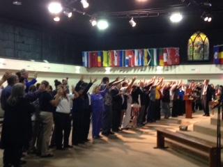 fcfi conference worship service
